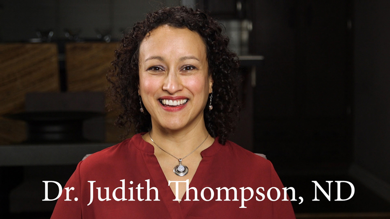 Dr. Judith Thompson, ND